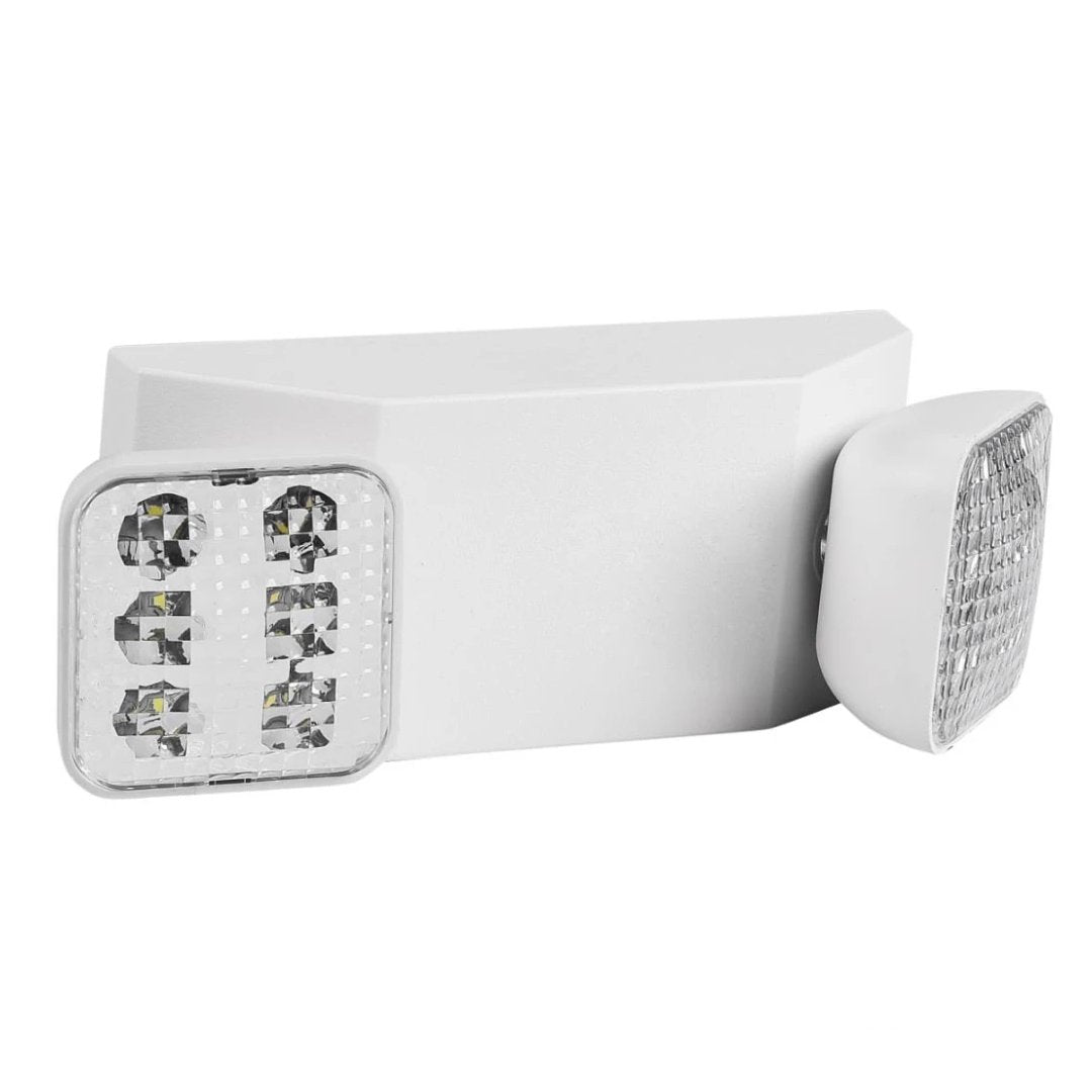1-Pack LED Square Emergency Light Big