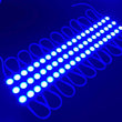 Load image into Gallery viewer, 40 Pcs LED Module, 3leds/mod, DC12V, 0.72W, Blue