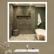 "Load image into Gallery viewer, LED Lighted Bathroom Mirror 36"" x 36"" Inch, On/Off Touch Switch, CCT Changeable With Remembrance, Defogger, Window Style"