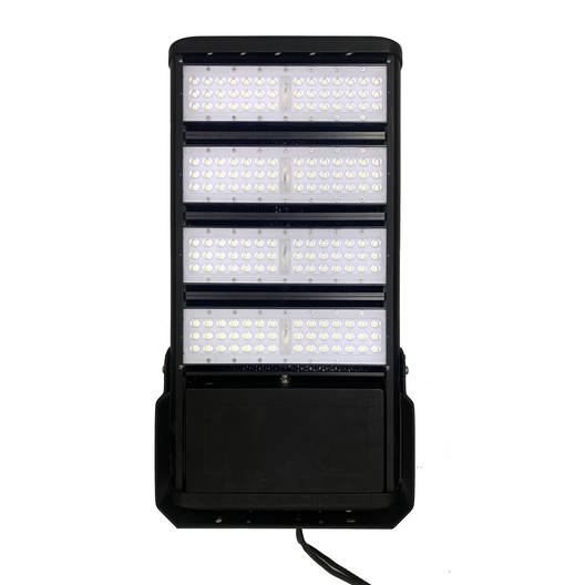 600 Watt LED Flood Light, 83000 lumens, 2100 Watt Replacement, 5700K, Bronze, UL Listed