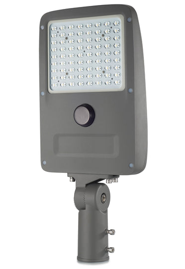 LED Solar Street Light Set ; 40W w/ 90W Solar Panel ; 6000K - LEDMyplace