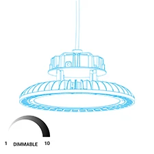 Dimmable High Bay Lights