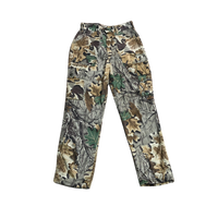 Youth Hunting Camo Pants - Size 16