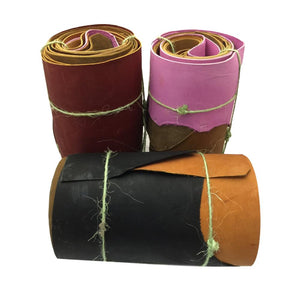 Strap Leather Bundles 5-7 oz