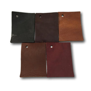 Harness/Bridle Sides 10 oz Leather Hide