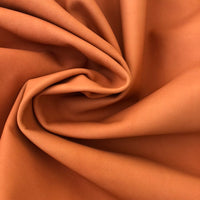 Burnt Orange Upholstery Full Leather Hides - Large - Extra Large