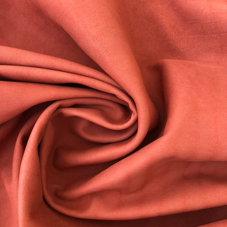 Rose Upholstery Full Leather Hides - Large - Extra Large