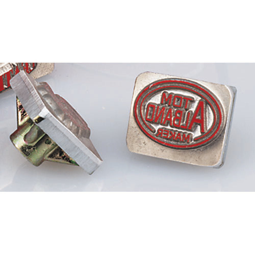 Custom Stamping Tools - Personalized Leather Stamps