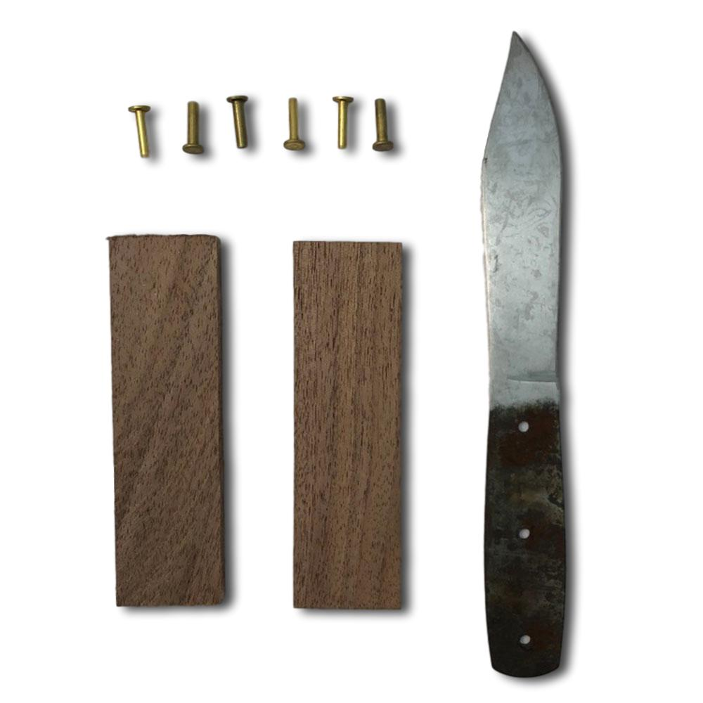 Hunter Knife Kit - Norwegian Type Knife Set