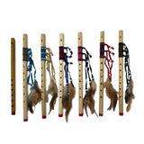 Indian Lore Accent Flutes - Native American Theme Costume Flute