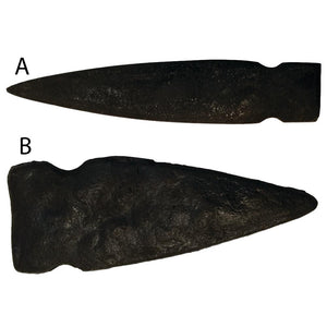 Iron Arrowheads
