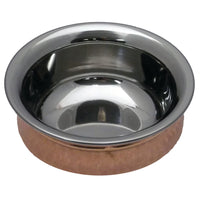 Copper Bowl - Heavy Duty Camping Bowl