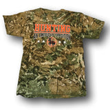 """Hunting: An American Tradition"" Camo Tshirt - Adult M"