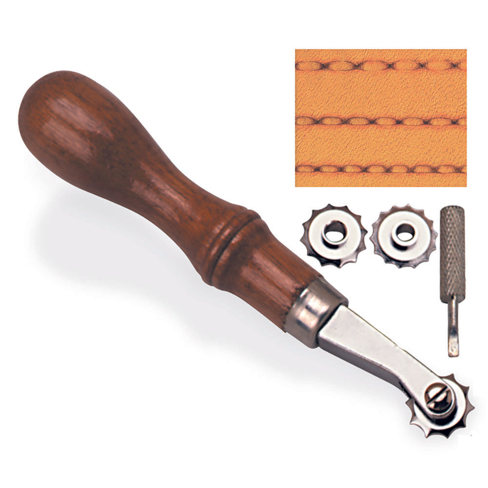 Spacer Set System Leather Craft Tool