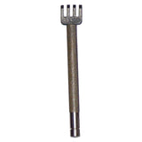 Thonging Chisel Leather Craft Tools - 4 Prong - 3 Prong - 2 Prong - 1 Prong