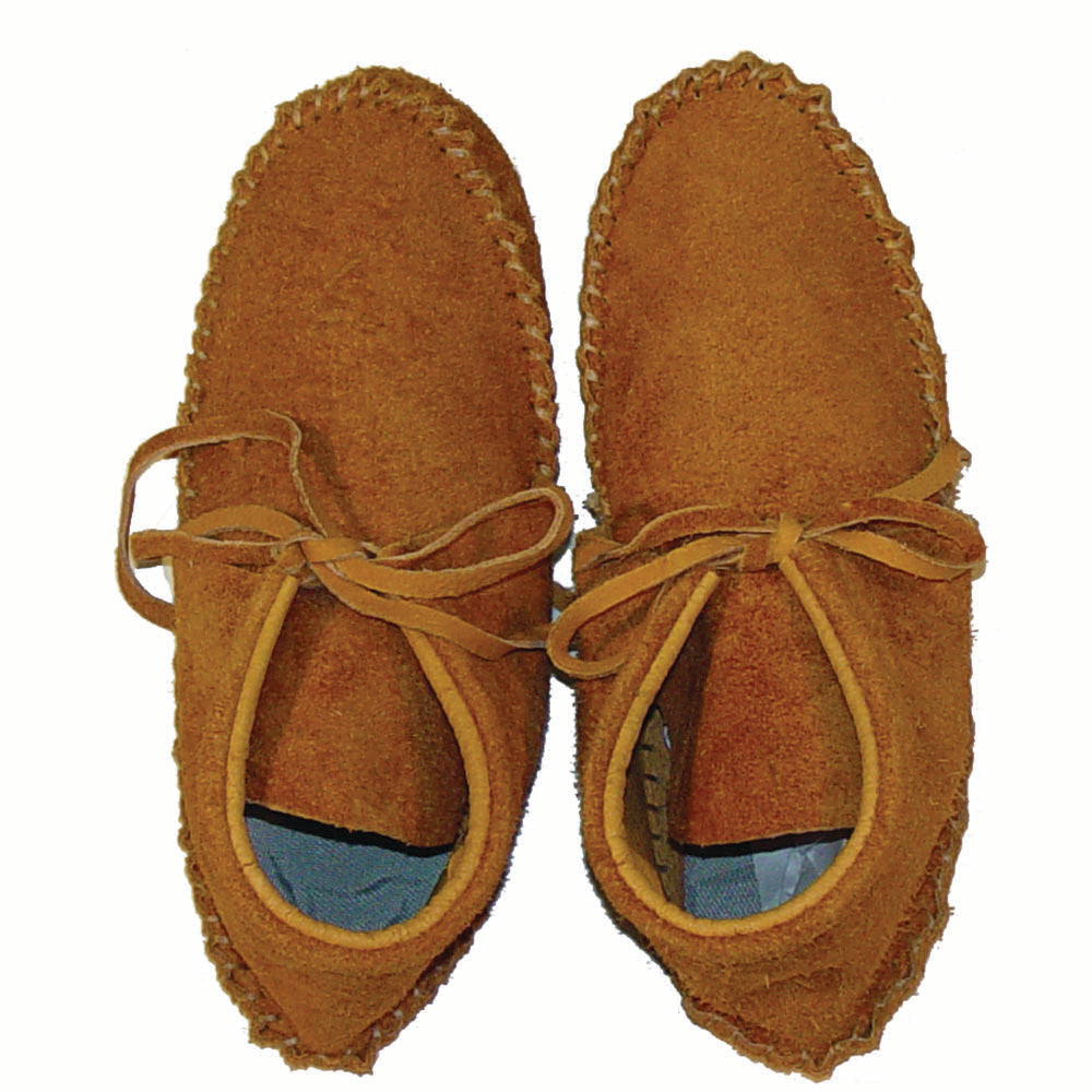 b78c49c7c8f37 High Country Handmade Moccasin Leather Craft Kit - Make Your Own Moccasins  - Men - Women - DIY Leathercraft Project