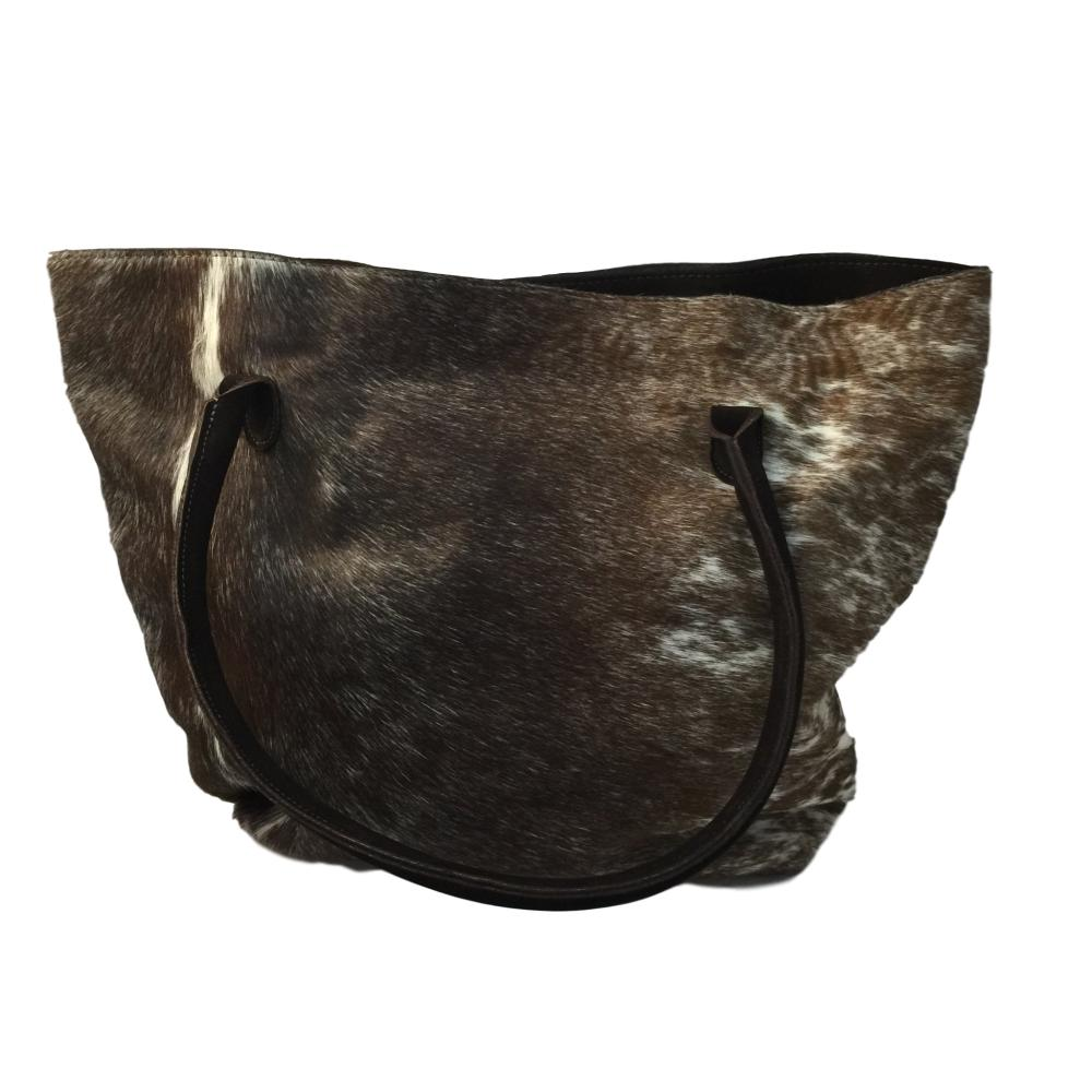 Hair on Cowhide Totebag