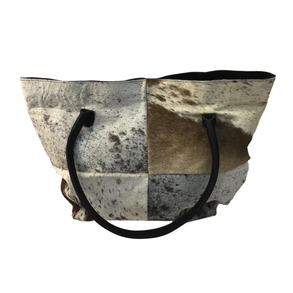 Hair on Cowhide Tote Bags