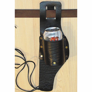 Belt Holster for Beverage, Soda, Water, Pop - Sling Waist Drink Holder