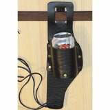 Belt Holster for Beer, Soda, Water, Pop - Beverage Waist Sling Drink Holder