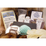 Complete Home Tanning Kit - Tan Your Own Deer, Elk & Other Animal Skins - Taxidermy Supplies - Hair On - Hair Off