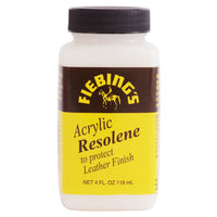 Fiebing's Acrylic Resolene Leather Top Finish and Protector - Neutral - Quart - Gallon