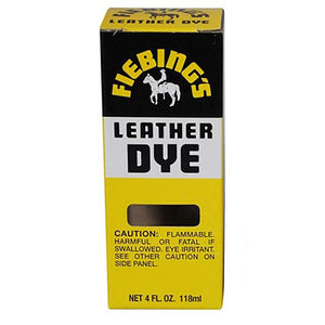 Fiebing's Leather Dye - 4 oz - Quart - Gallon