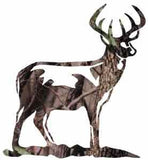 Deer Camo Decal - Deer Shack