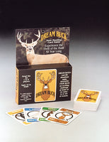 Dream Buck Card Game - Hunting Themed Deck of Cards