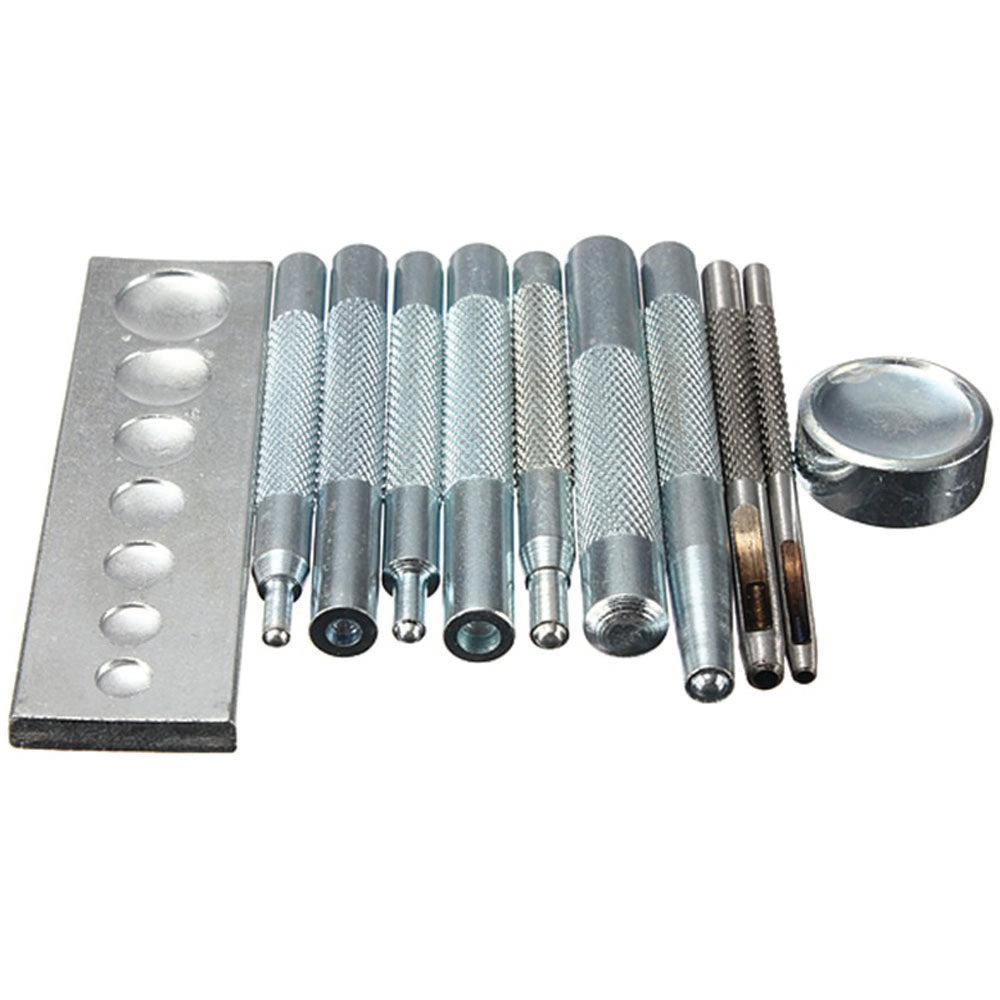 Multi Size Snap, Rivet and Grommet Setting Tools