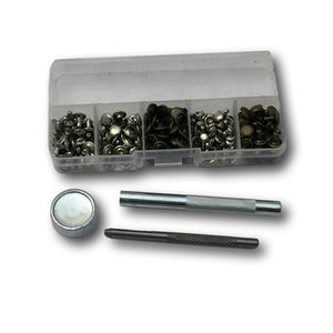 120 Piece Rivet Set