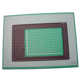Self Healing Double Sided Ruled Rotary Cutting Mat - Small - Medium - Large