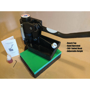 Easy Die Cutting BDC Clicker Press - Leather Cutting Machine
