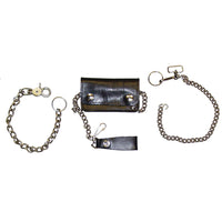 Trucker & Biker Wallet Chain -12