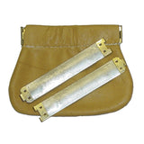 Spring Blades - 12 Pack - Leather Craft Hardware for Snap Coin Purse