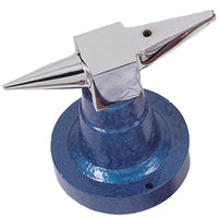 Double Horn Anvil - Tool for Jewelry Making, Metalworking, Leathercraft