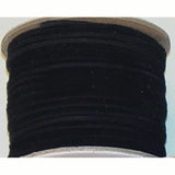 "Suede Leather Lace - 1/8"" x 25 yards - Black - Brown - Chocolate - Red - Cobalt - Toast - Beige - White"