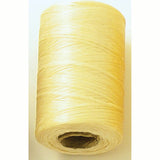 Simulated Sinew 300 Yard Spools - Red - Yellow - White - Black - Leather Craft Hand Lacing Supplies