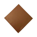 Caramel Cowhide Side 2 oz Leather Square - 1 Square Foot - 2 Square Feet