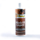 Fiebing's Mink Oil Leather Preserver Liquid Dressing - 236 mL