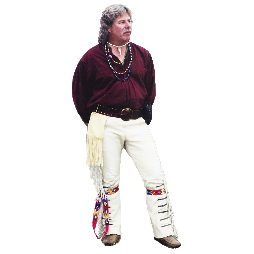 buckskin leather pants pattern make your own vintage leather pants