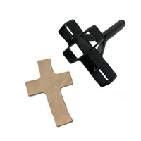 Small Cross Mallet Die Leather Craft Tool