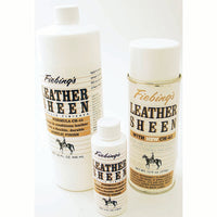 Fiebing's Leather Sheen - 4 oz - 13 oz Spray - 1 Quart