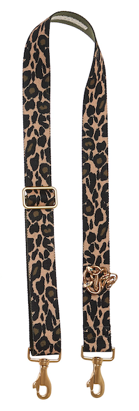 Bag Strap Ozelotprint - Gold Snakemotive