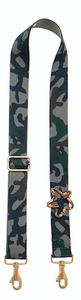 Bag Strap dark camouflage - Gold Star G