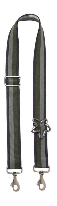 Bag Strap military-grey - Silver Star S