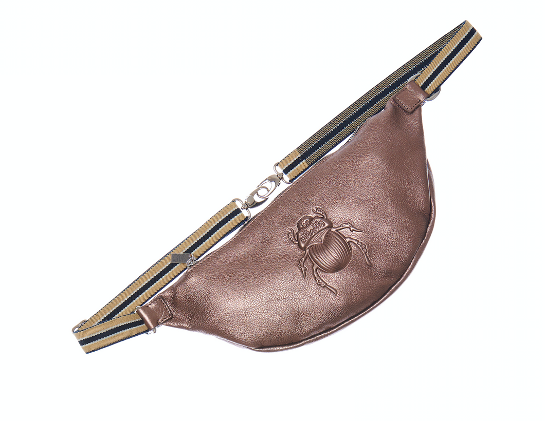 Belt Bag - Scarabmotive Bronze
