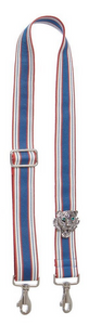 Bag Strap multi-blue - Silver Tigermotive G