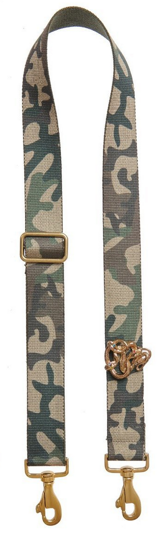 Bag Strap light camouflage - Gold Snakemotive