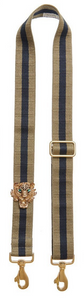 Bag Strap military-blue - Gold Tigermotive G